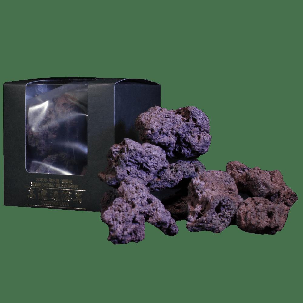 小型溶岩石 B 赤系