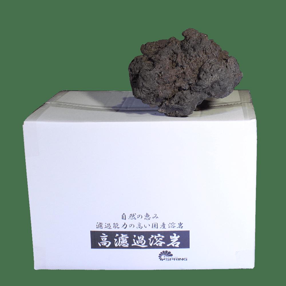 大型溶岩石 L 黒系
