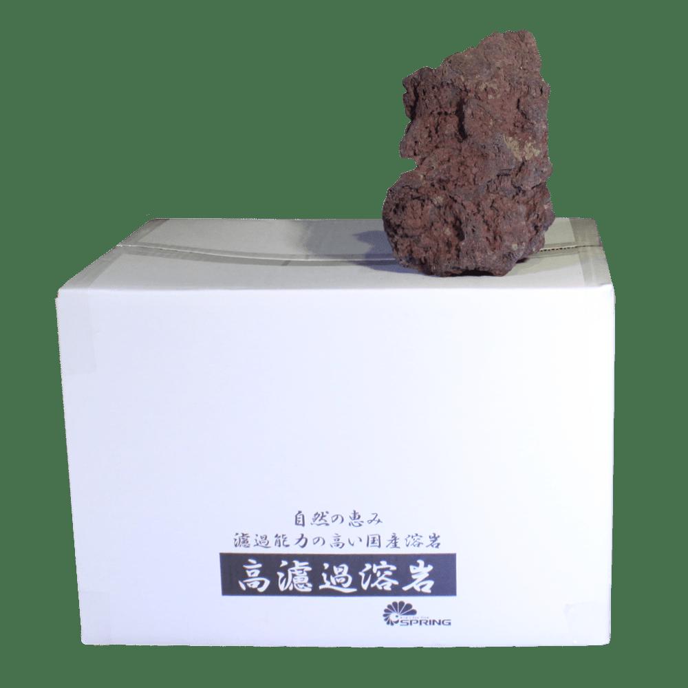 大型溶岩石 L 赤系