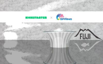 新型バーズアイ水槽を今月中Kickstarterで初挑戦