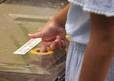 ダイオウグソクムシが生息している深海の水温は何度ですか。
