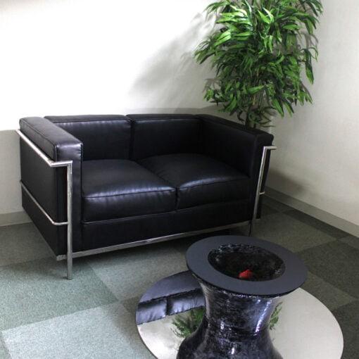 バーズアイ水槽 富士テーブル FUJI50 待合室