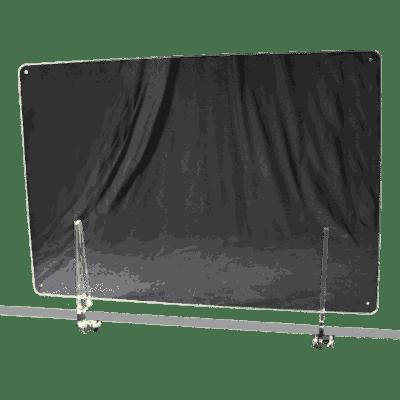 端材工房 卓上仕切りいの足 クランプ 2個セット