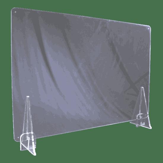端材工房 卓上仕切りいの足 3角 2個セット