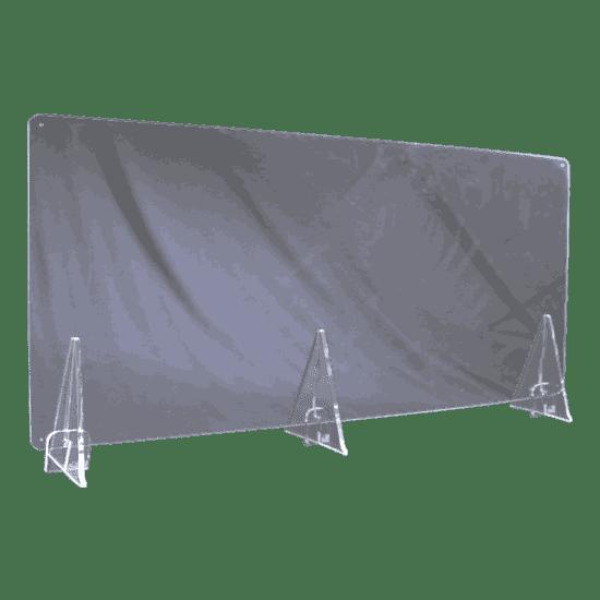 端材工房 卓上仕切りいの足 3角 3個セット