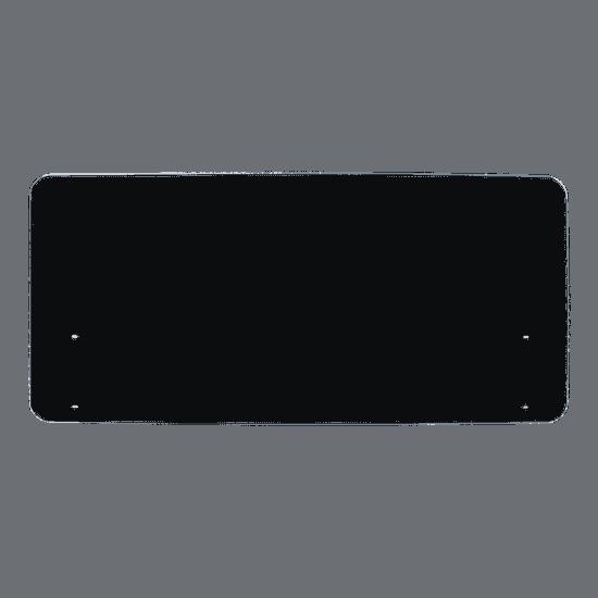端材工房 卓上仕切り 軽量版 60x30cm 板のみ 透明 横置き