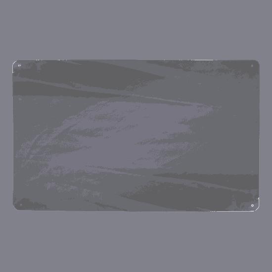 端材工房 卓上仕切りの板 横・縦置き・吊り兼用 110x68cm 透明