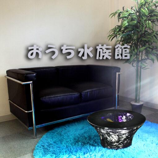 おうち水族館 逆さ富士 FUJI50 ブラック