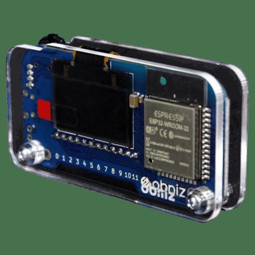 obniz Board 専用 保護ケース 透明