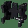 端材工房 岩組体操 黒 3個セット