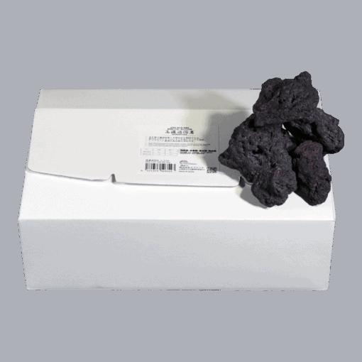 高濾過溶岩K3~12㎝ 1kg黒系
