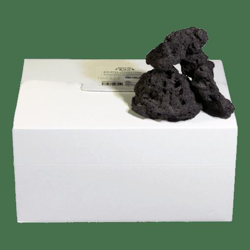 高濾過溶岩K3~12㎝ 2.5kg黒系