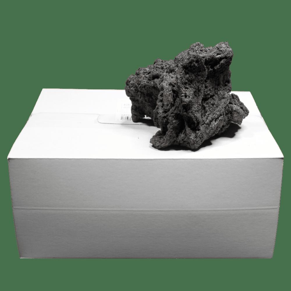 高濾過溶岩8~15㎝ 3kg黒系