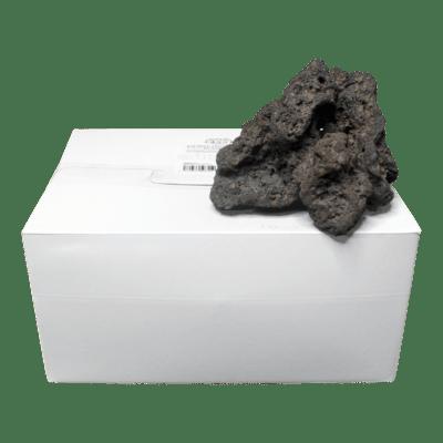 高濾過溶岩K8~15㎝ 3kg黒系