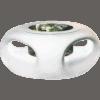 バーズアイ水槽 宙テーブル UFO95 スターリーホワイト 海水飼育セット